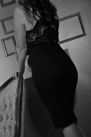 Nadege thai massage, escort girl